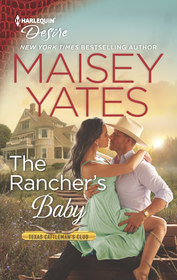 Cover Image for The Rancher's Baby