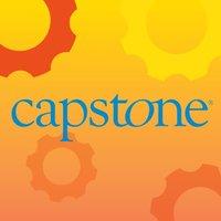 Capstone's logo