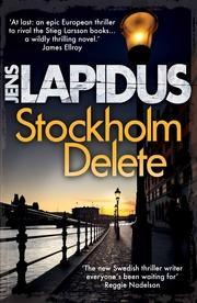 Cover Image for Stockholm Delete