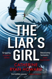 Cover Image for The Liar's Girl