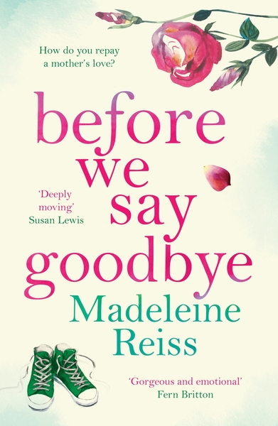 Cover Image for Before We Say Goodbye