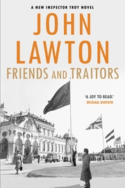 Cover Image for Friends and Traitors