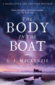 Cover Image for The Body in the Boat