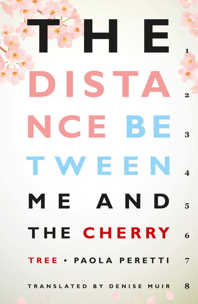 Cover Image for The Distance Between Me and the Cherry Tree