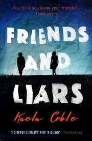 Cover Image for Friends and Liars