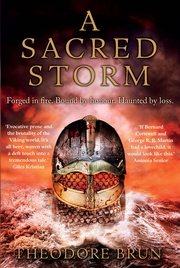 Cover Image for A Sacred Storm