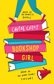 Cover Image for Bookshop Girl