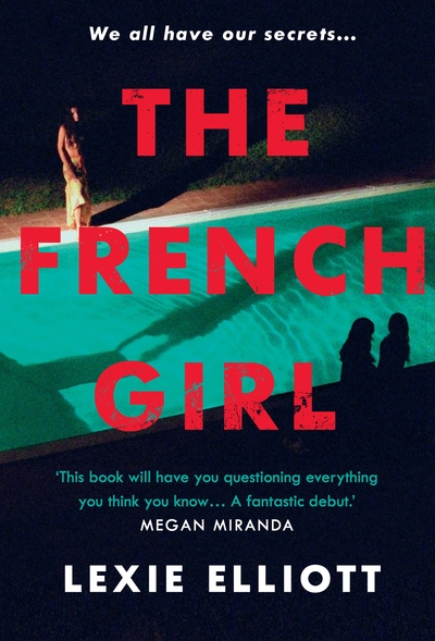 Cover Image for The French Girl