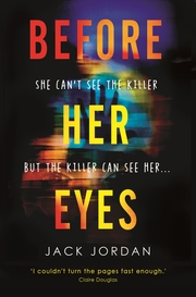 Cover Image for Before Her Eyes