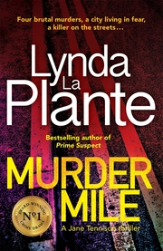 Cover Image for Murder Mile