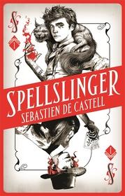 Cover Image for Spellslinger