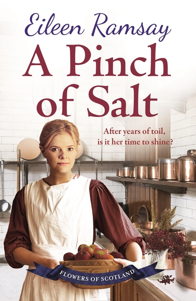Cover Image for A Pinch of Salt