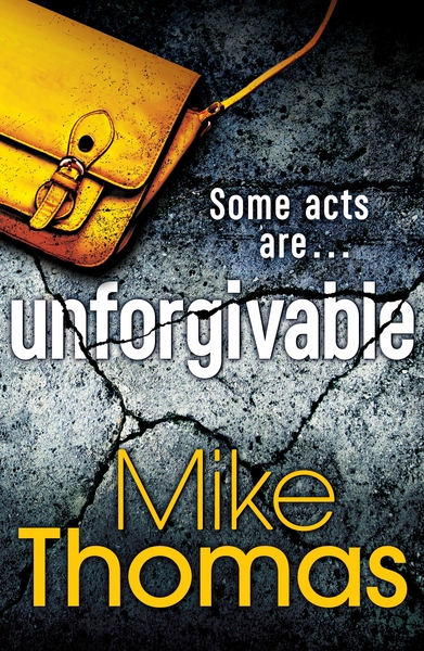 Cover Image for Unforgivable