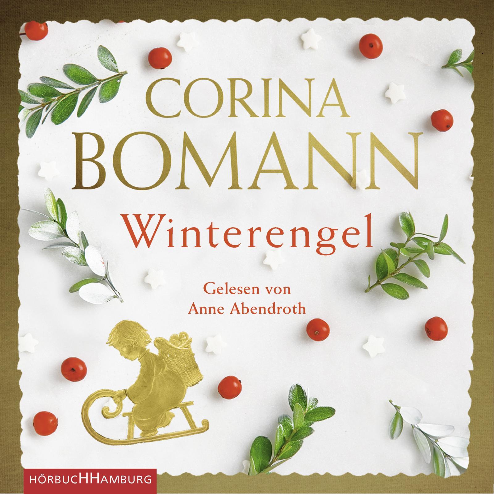 Cover für das Winterengel Hörbuch