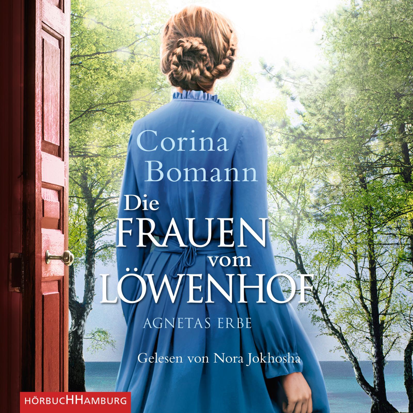 Cover für das Die Frauen vom Löwenhof - Agnetas Erbe Hörbuch