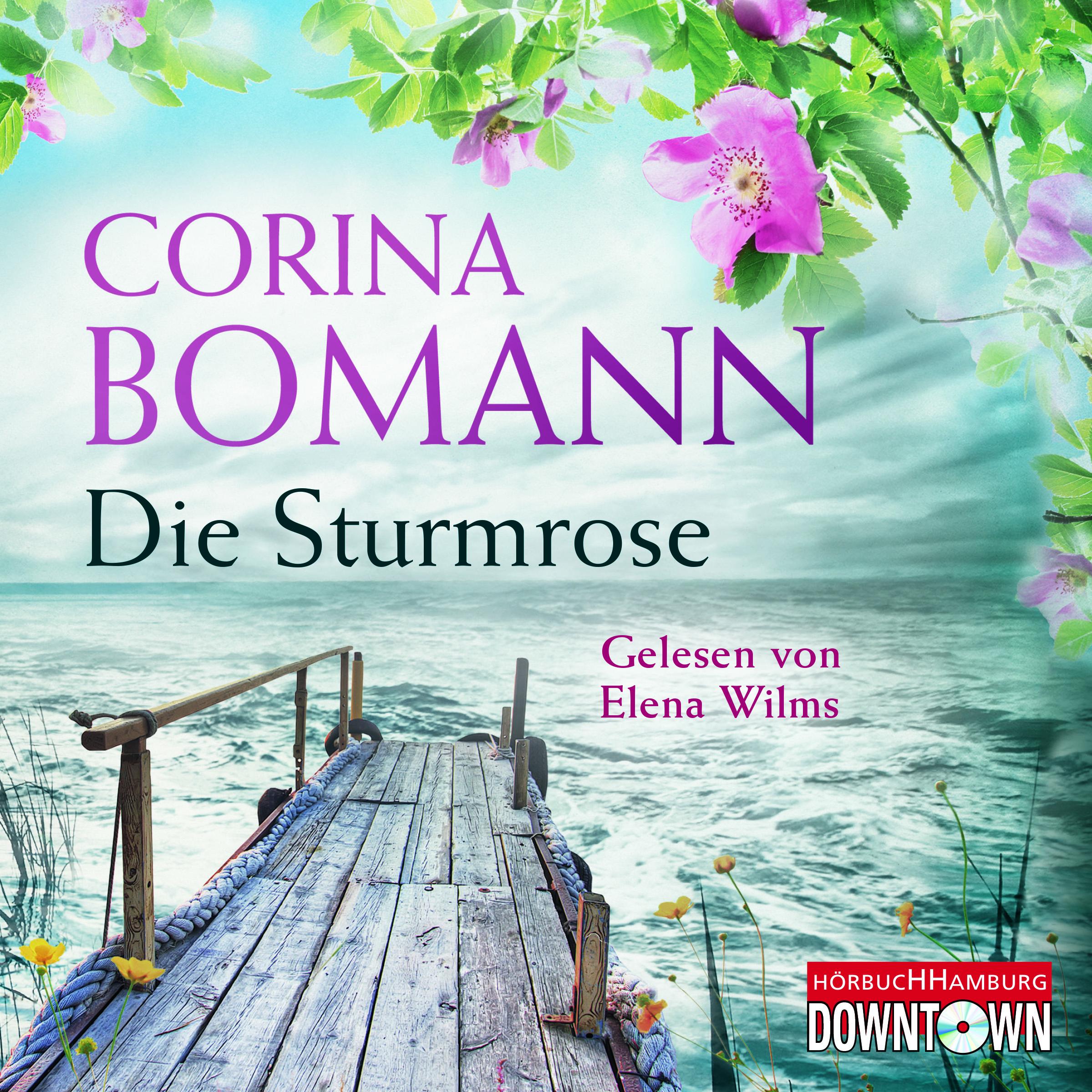Cover für das Die Sturmrose Hörbuch