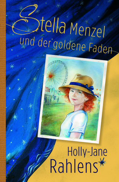 Cover für Stella Menzel und der goldene Faden