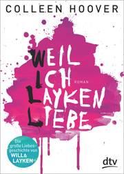 Cover für Weil ich Layken liebe
