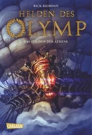Cover für Helden des Olymp: Das Zeichen der Athene
