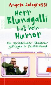 Cover für Herr Blunagalli hat kein Humor