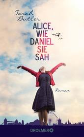 Cover für Alice, wie Daniel sie sah
