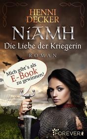Cover für Niamh. Die Liebe der Kriegerin