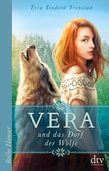 Cover für Vera und das Dorf der Wölfe