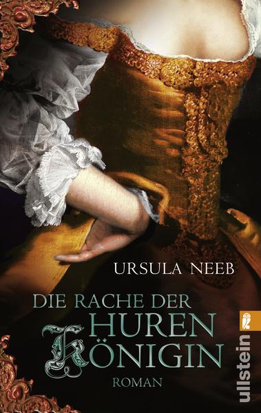 Cover für Die Rache der Hurenkönigin