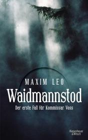 Cover für Waidmannstod