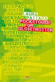 Cover für Pocketguide für Globetrotter
