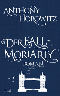 Cover für Der Fall Moriarty