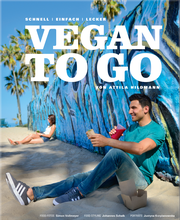 Cover für Vegan to go