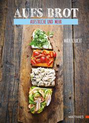 Cover für Aufs Brot - Aufstriche und mehr