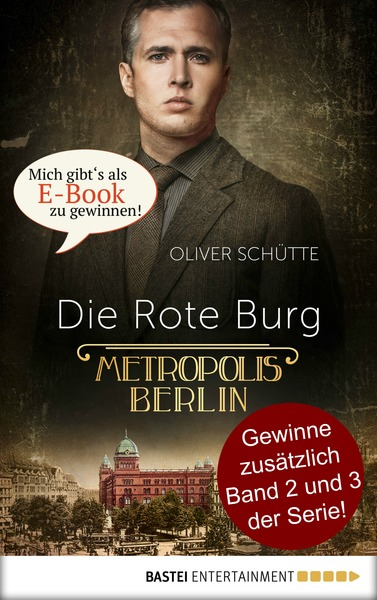 Cover für Metropolis Berlin: Die Rote Burg