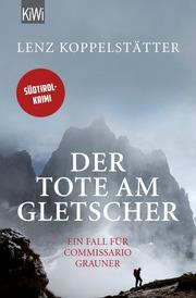 Cover für Der Tote am Gletscher
