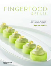 Cover für Fingerfood & Feines