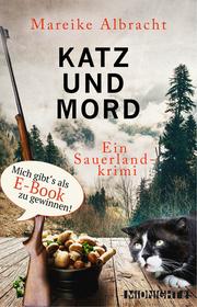 Cover für Katz und Mord: Ein Sauerlandkrimi