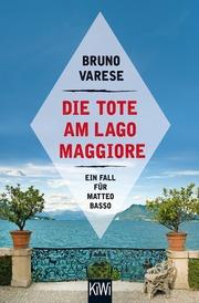 Cover für Die Tote am Lago Maggiore