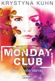 Cover für Monday Club. Der zweite Verrat