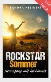 Cover für Rockstar Sommer – Neuanfang mit Rockmusik
