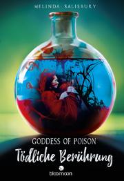 Cover für Goddess of Poison – Tödliche Berührung