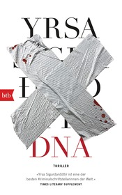 Cover für DNA