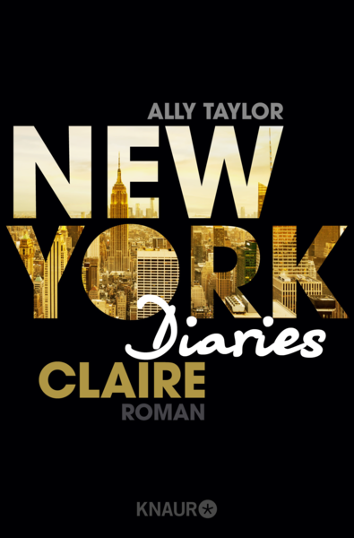 Cover für New York Diaries - Claire
