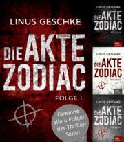 Cover für Die Akte Zodiac