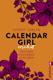 Cover für Calendar Girl - Ersehnt