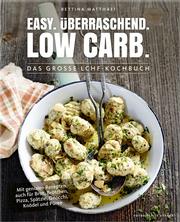 Cover für Easy. Überraschend. Low Carb.