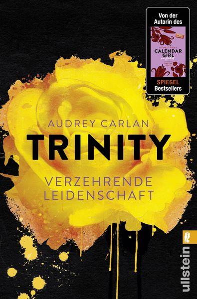 Cover für Trinity – Verzehrende Leidenschaft