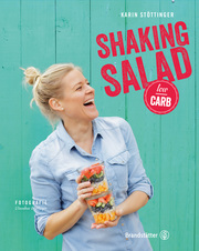 Cover für Shaking Salad Low Carb