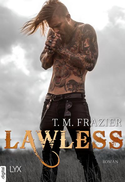 Cover für Lawless - Er wird dich beschützen