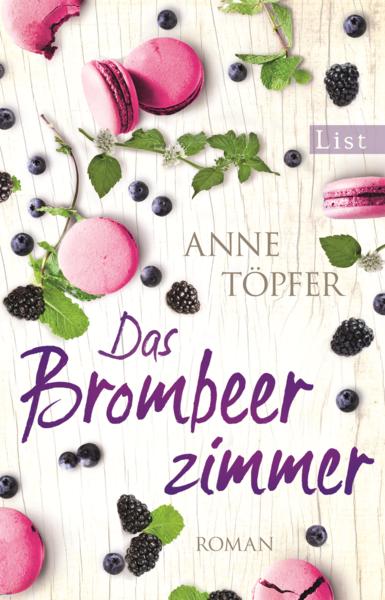 Cover für Das Brombeerzimmer